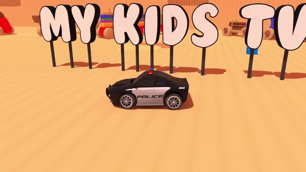 crazy car video for kids my kids tv 10