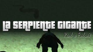 La Serpiente Gigante, ¿Es Real? - GTA San Andreas (Misterio)