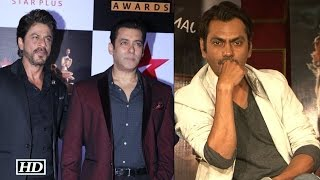 Nawazuddin PANICS On Salman- Shah Rukh Question