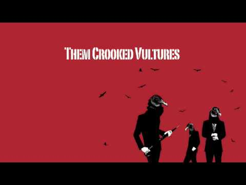 them crooked vultures gunman