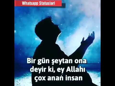 Dua Ve Zikir Whatsapp status ucun video Dini Quran ALLAH Namaz Peyğember