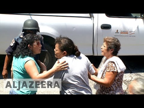 Acapulco: Mexico's murder capital torn apart by violence
