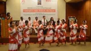 Jhumur Dance by ADAA (Assam Delhi Adivasi Association)