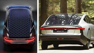 Первый коммерческий электромобиль на солнечной энергии