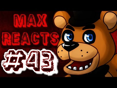 Max Reacts To - Five nights at freddy's New generation| Trailer| HD |Fan Made + 2 Bonus Videos