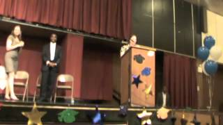 Highlights from Equality Charter School 2012 Graduation