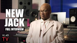 New Jack on ECW, Vince McMahon, OJ Simpson, Mass Transit, Vic Grimes, Kevin Nash (Full Interview)