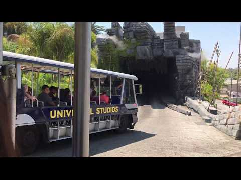 Universal Studio Tour  2017 (June 22) - Holywood- Fast n Fur