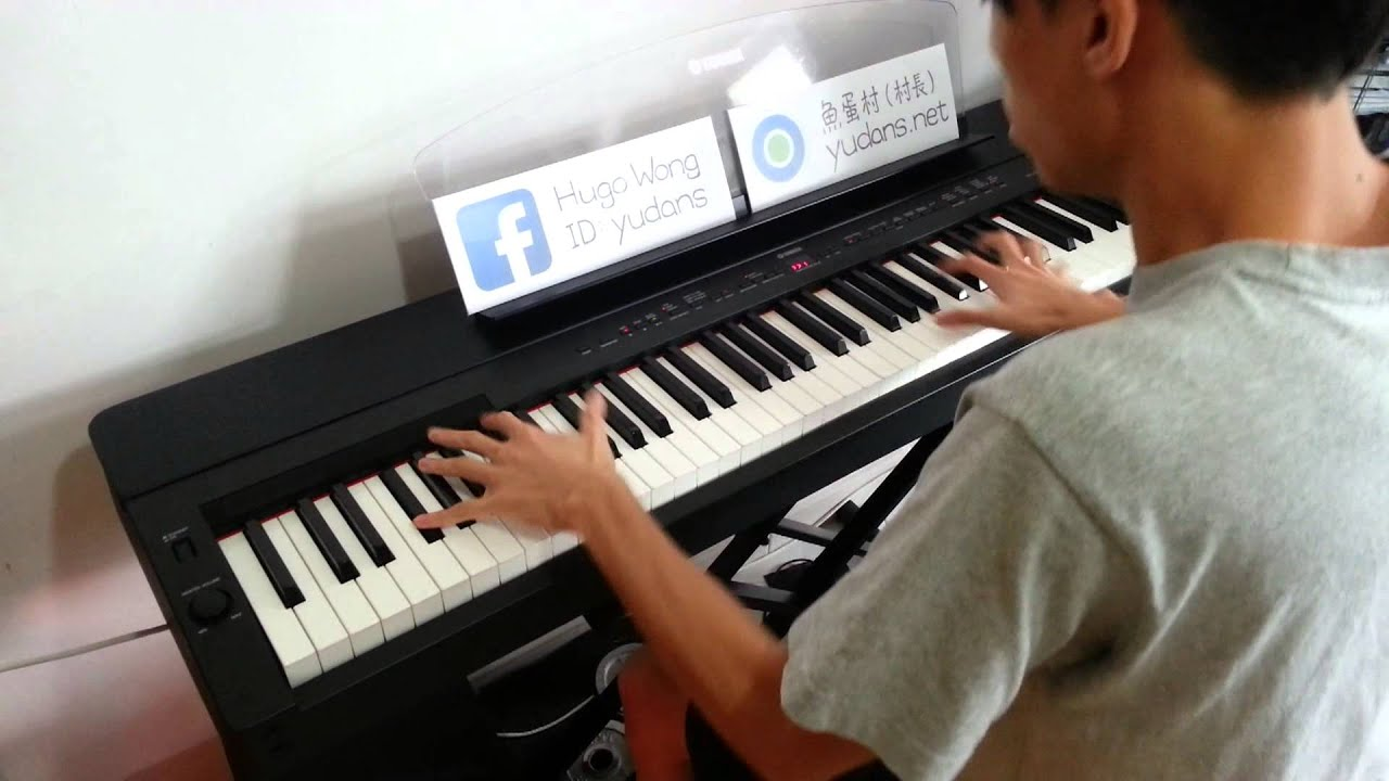 入陣曲 琴譜下載   魚蛋村 Yudan730 鋼琴譜網站