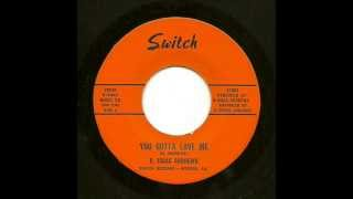 D. Isaac Andrews - You Gotta Love Me (Switch)