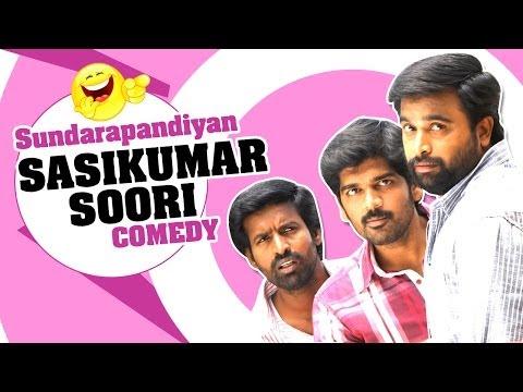 Sundarapandian Tamil Movie Comedy Sasi Kumar Inigo Koleksi Movie