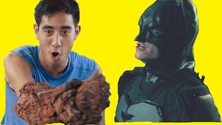 Best new 2017 Zach King magic tricks - Batman in real life fun | YTLaugh