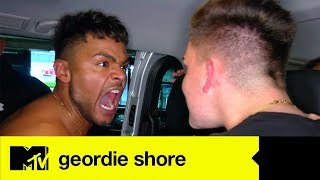 Nathan Goes Pure Akka At Sam As The Lads Kick Off Over A Dress | Geordie Shore 18