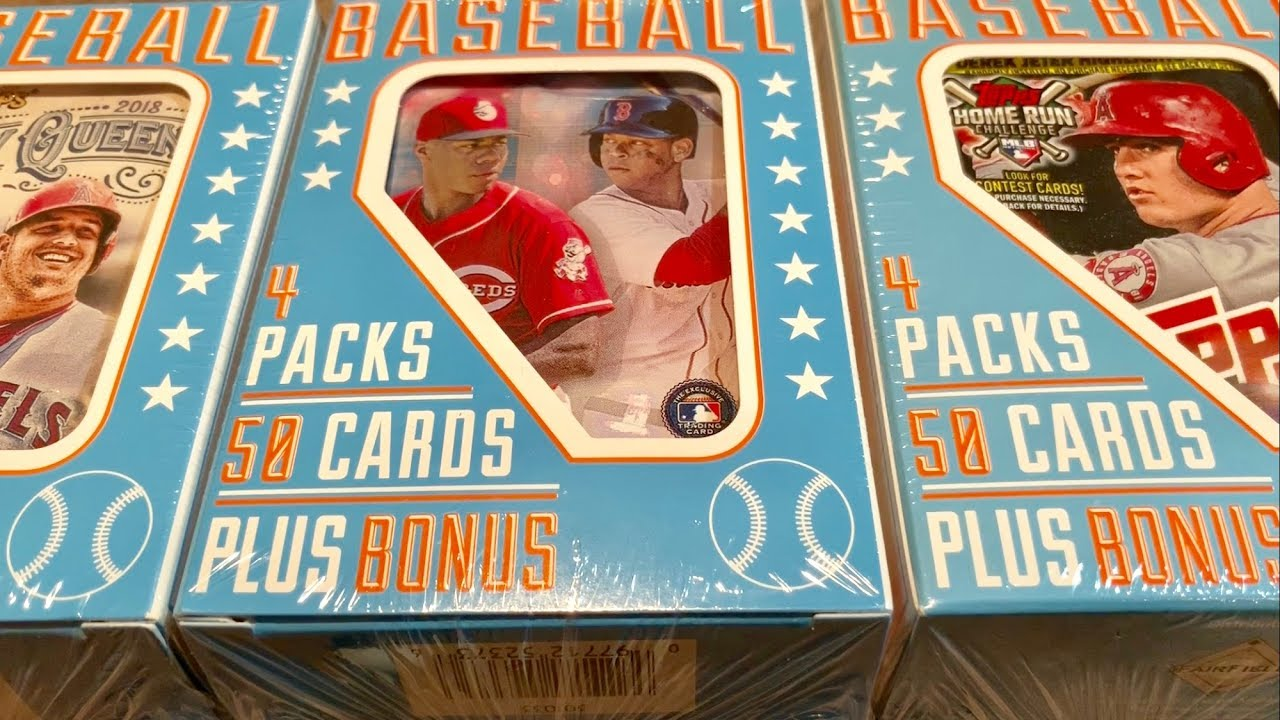 Worst Baseball Card Boxes Ever Until