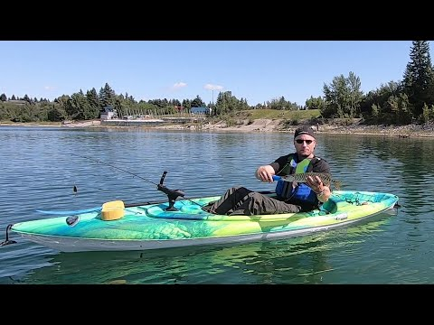 Episode 10: Kayak Fishing On Glenmore Reservoir