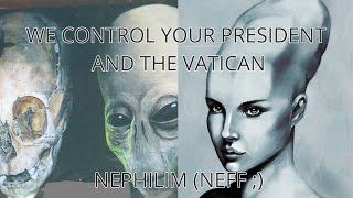 Barack Obama, Nimrod, Satan, Lucifer, NWO, Bilderberg Group
