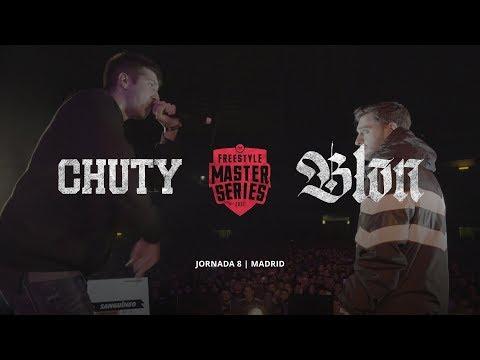 CHUTY vs BLON FMS Madrid Jornada 8 Oficial