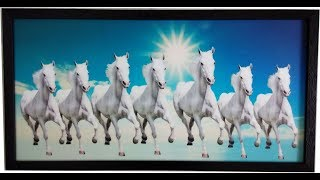 HOW TO PLACE A HORSE PAINTING FOR SUCCESS