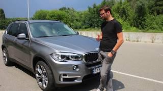 BMW X5 F15 - не все так просто