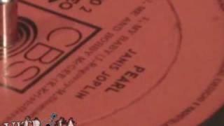 LP-TV: Mercedes Benz e Trust Me - Janis Joplin [Pearl - 1971]