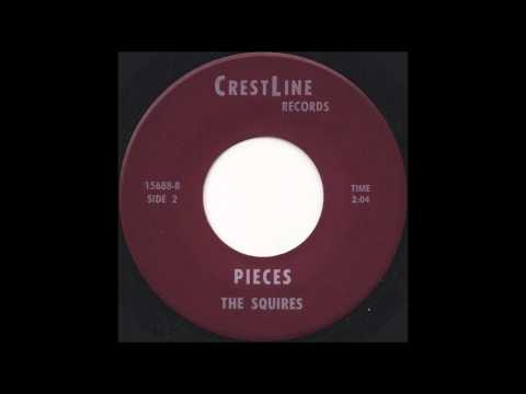 The Squires - Pieces (1965)