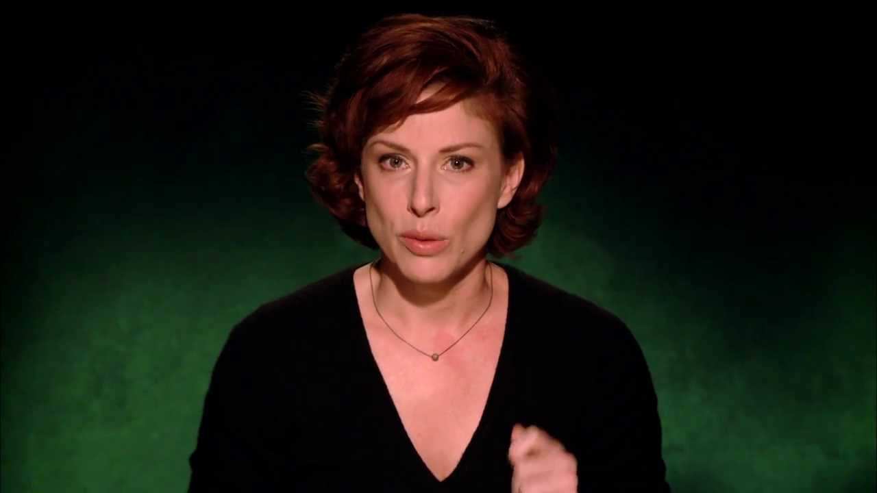 Celebrity Ghost Stories: Diane Neal - YouTube