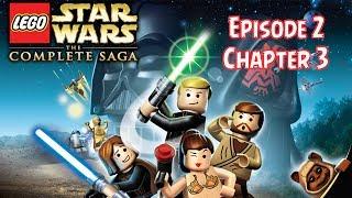 Brick City - Lego Star Wars: The Complete Saga - Episode 2 Chapter 3