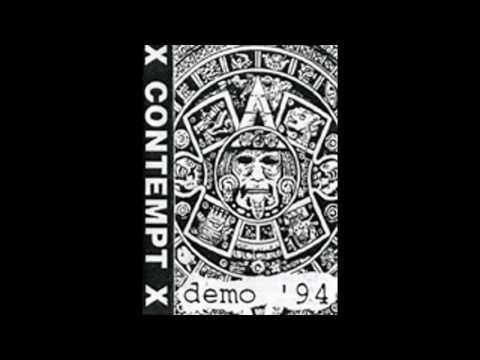 Contempt - Demo 1994 No Excuse