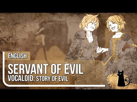 """""""Servant of Evil"""" (Piano ver.) English Cover by Lizz Robinett"""