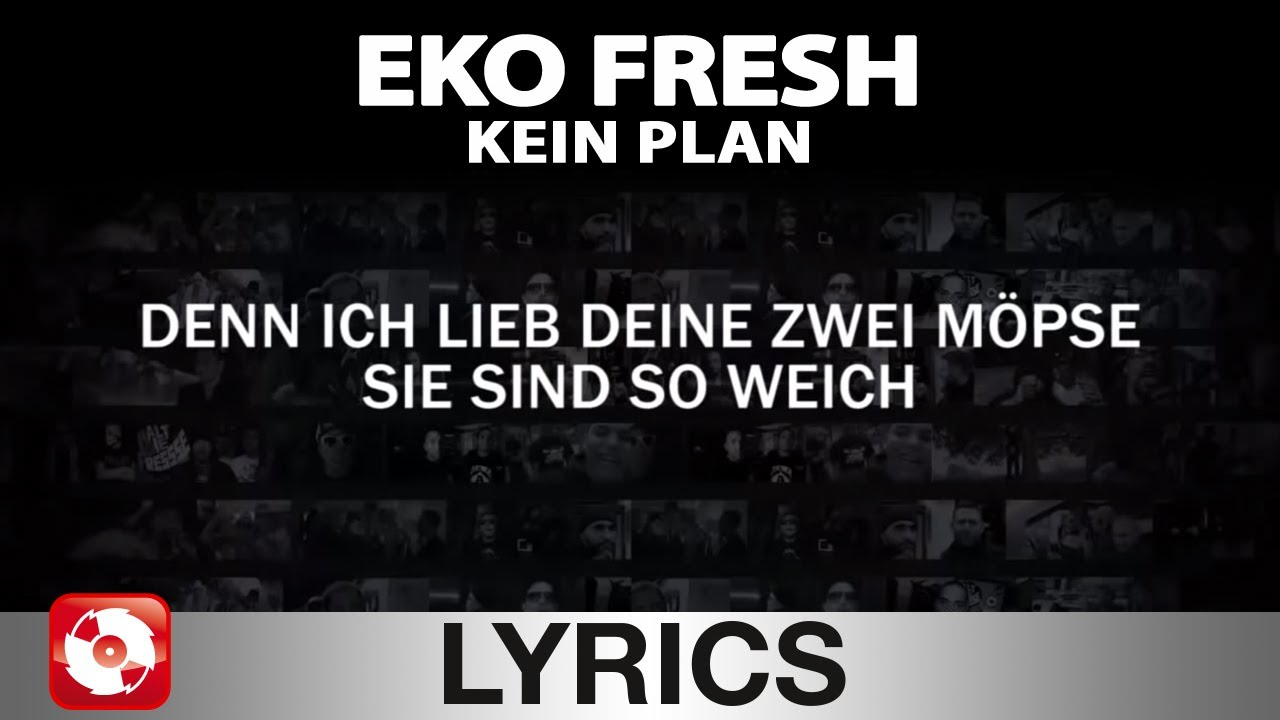 eko fresh kein plan aggrotv lyrics karaoke official. Black Bedroom Furniture Sets. Home Design Ideas