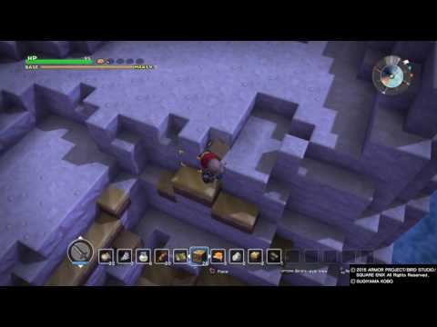 Download Youtube: DRAGON QUEST BUILDERS- Gravestone recipe Chapter 1