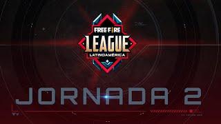 Free Fire League 2020 | Jornada 2