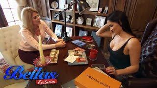 Nikki's mom wants to be part of the wedding planning process | Total Bellas Exclusive