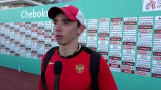 Александр Меньков. Командный Чемпионат Европы по легкой атлетике 2015