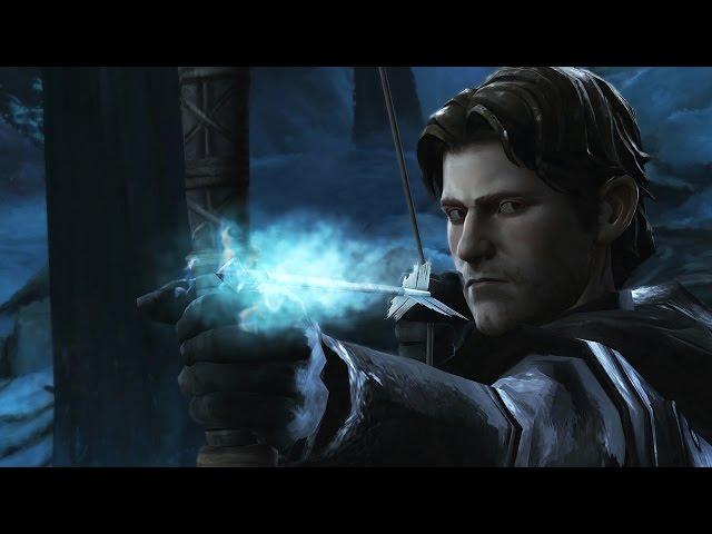 Game of Thrones: Episode 6 — The Ice Dragon (видео)