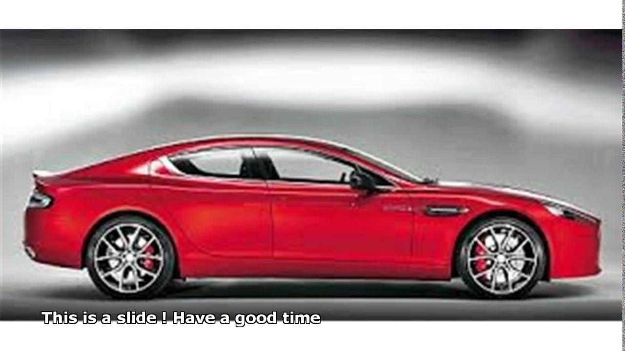 Aston Martin 5 Seater Youtube