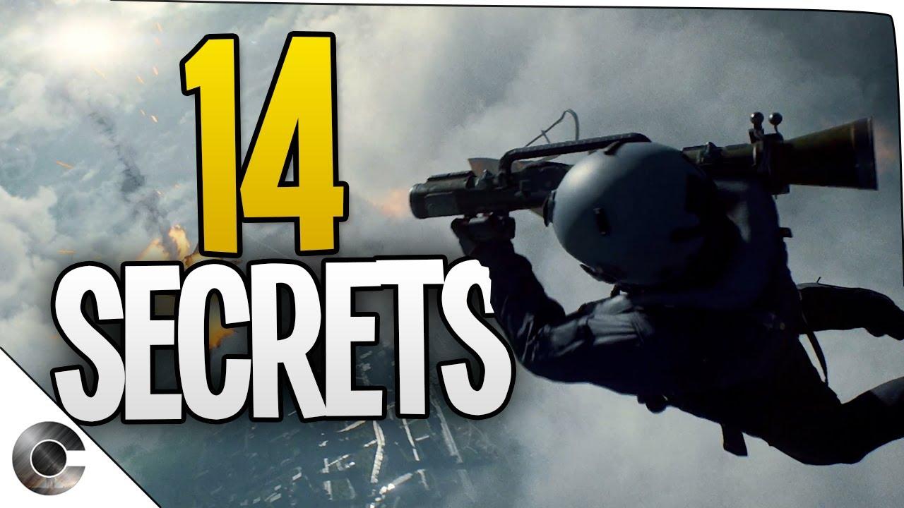 14 infos cachées dans le trailer de BATTLEFIELD 2042