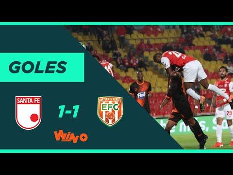 Santa Fe vs. Envigado (1-1)   Liga BetPlay Dimayor 2020-1   Fecha 2