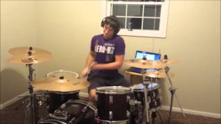 Tech N9ne I'm A Playa Drum Cover/Remix
