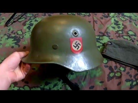 Форма Войск Германии-СС ! Обзор