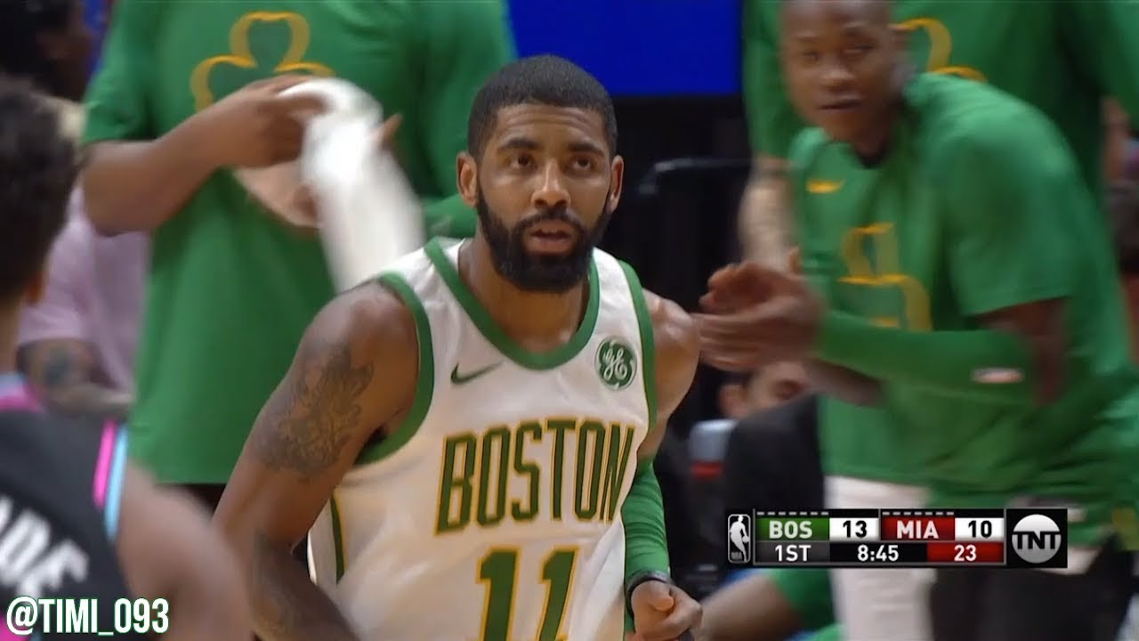 Kyrie Irving Highlights vs Miami Heat (22 pts 2cfd803ef