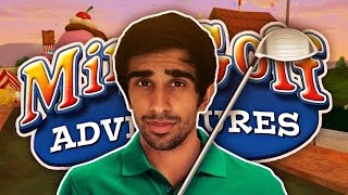 HOLE IN ONE! - Tower Unite Mini Golf #1 with Vikk, Simon & Josh