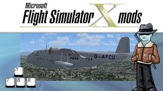 Flight Simulator X Plane Spotlight - Shorts Empire