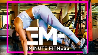3 Min Fitness - Fall Sizzle