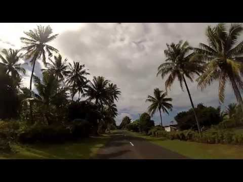 Aitutaki (Cook Islands) - Scooter ride around the island