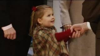 Eerste schooldag Prinses Catharina-Amalia (2007)