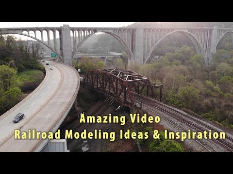 Railroad Modeling Ideas & Inspiration: Amazing Video!