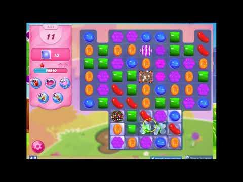 Candy Crush Level 2474 Audio Talkthrough, 3 Stars 0 Boosters