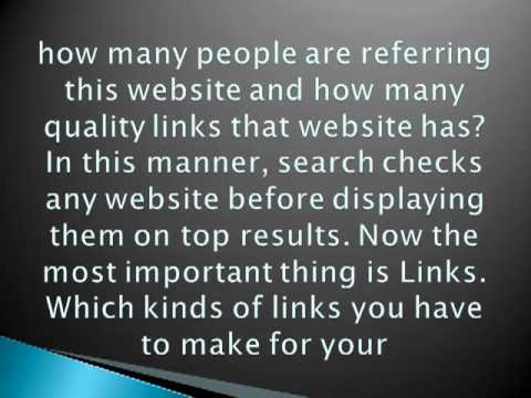 Change your way of Link Building with SEO.MP4