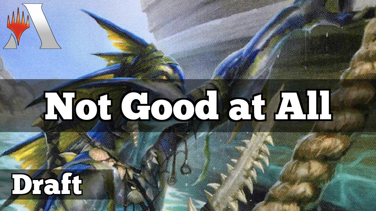 Not Good At All | Draft Magic Core Set 2020 [Arena]